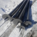 изготовление винтовых свай д 108мм киров