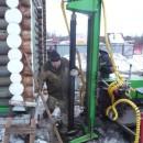 винтовая свая Д108мм в Кирове для пристроя