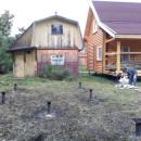 винтовые сваи под каркасный дом киров