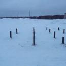 свайный фундамент в Кирове, из винтовых свай Д108мм