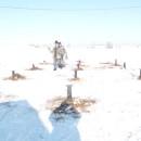 винтовые сваи киров, монтаж зимой