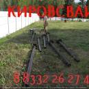 Винтовые сваи в Кирове по самым низким ценам