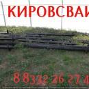 изготовление и монтаж винтовых свай в Кирове